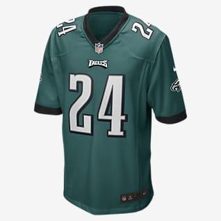 NFL Philadelphia Eagles (Darius Slay) Men's Game Football Jersey