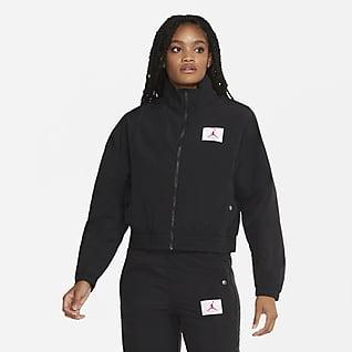 Womens Black Windbreakers. Nike.com