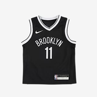 布鲁克林篮网队 (Kyrie Irving) Icon Edition Nike NBA Replica Jersey 幼童球衣