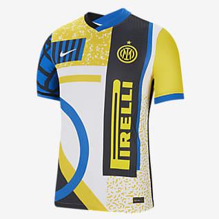 Inter Milan Vapor Match Fourth Camiseta de fútbol para hombre