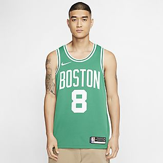 Kemba Walker Celtics Icon Edition Camiseta Nike NBA Swingman