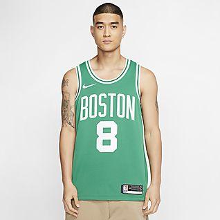Kemba Walker Celtics Icon Edition Maillot Nike NBA Swingman