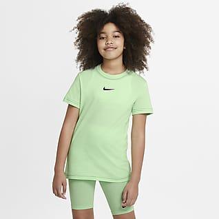 Nike Sportswear T-skjorte til store barn (jente)