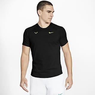 NikeCourt AeroReact Rafa Slam Maglia da tennis a manica corta - Uomo