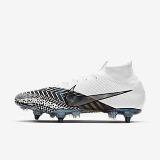 Nike Mercurial Superfly 7 Elite MDS SG-PRO Anti-Clog Traction Fotbollssko för vått gräs