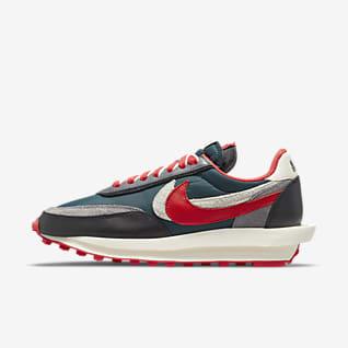 Nike LDWaffle x sacai x UNDERCOVER Sko