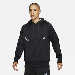 Nike Air Max Sweat à capuche et zip pour Homme