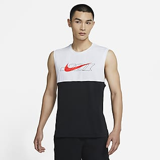 Nike Pro Dri-FIT Sport Clash 男子印花训练背心