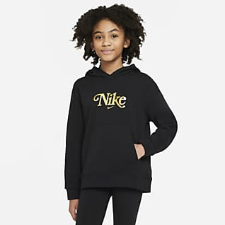 Nike Sportswear Club Fleece Hoodie für ältere Kinder (Mädchen)