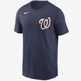 MLB Washington Nationals (Juan Soto) Playera para hombre