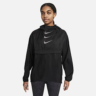 Nike Run Division Verstaubare Laufjacke für Damen