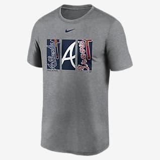 Nike Legend (MLB Braves) Big Kids' (Boys') T-Shirt