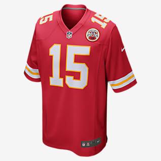 NFL Kansas City Chiefs (Patrick Mahomes II) American-football-wedstrijdjersey voor heren