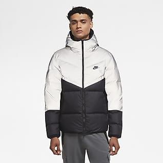 Nike Sportswear Down-Fill Windrunner Casaco Shield para homem
