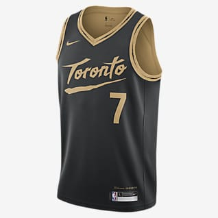 Kyle Lowry Raptors City Edition Koszulka dla dużych dzieci Nike NBA Swingman