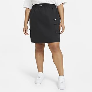 Nike Sportswear Swoosh Jupe pour Femme (grande taille)