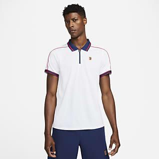 NikeCourt Dri-FIT ADV Slam Men's Tennis Polo
