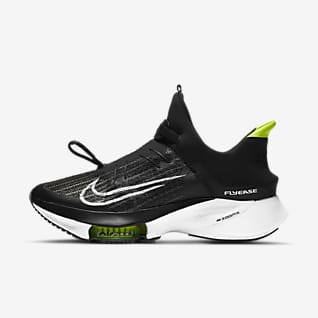 Nike Air Zoom Tempo NEXT% FlyEase รองเท้าวิ่งผู้ชาย