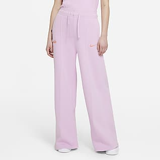 Nike Sportswear Pantalon en tissu Fleece pour Femme