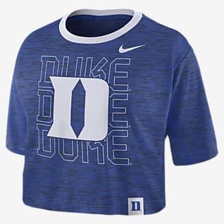 Nike College (Duke) Women's Crop T-Shirt