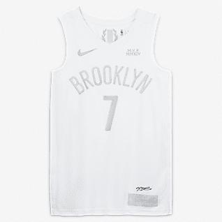 布鲁克林篮网队 (Kevin Durant) MVP Nike NBA Jersey 男子球衣