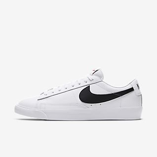 white mens nike shoes