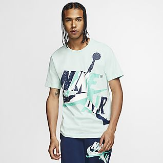 tee-shirt large homme nike
