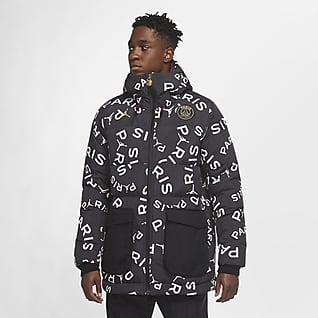 Paris Saint-Germain Parka in piuma d'oca - Uomo