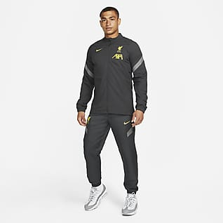 Liverpool FC Strike Fotbollstracksuit Nike Dri-FIT för män