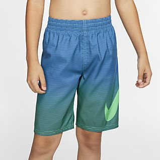 Mini Shatsu Big Boys Lightning Speed Stripe Shorts