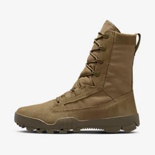 "Nike SFB Jungle 8"" Leather Tactical Boots"