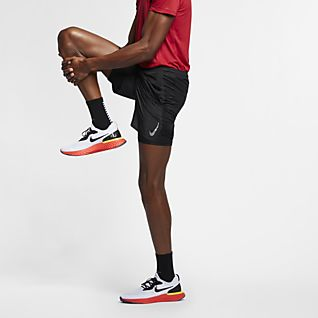Nike Challenger กางเกงวิ่งขาสั้น 7 นิ้ว 2-in-1 ผู้ชาย