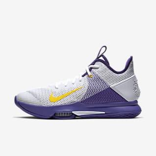 LeBron Witness 4 Basketbalová bota