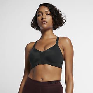 Nike Dri-FIT Rival Sujetador deportivo con almohadillas de sujeción alta para mujer