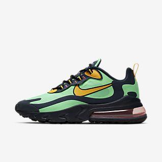 zapatos nike air verdes