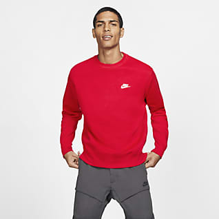 Nike Sportswear Club Fleece Crew Üst