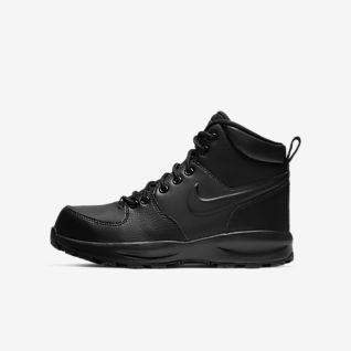 Nike Manoa LTR Høy sko for store barn