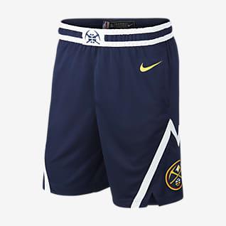 Denver Nuggets Icon Edition Men's Nike NBA Swingman Shorts