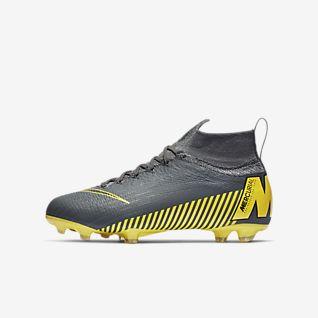 Nike Jr. Superfly 6 Elite FG Game Over Chaussure de football à crampons pour terrain sec pour Enfant plus âgé