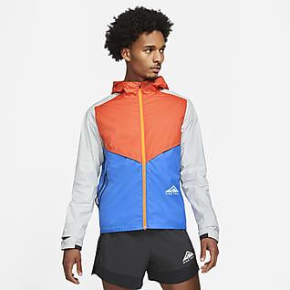 Nike Windrunner Chamarra de trail running para hombre