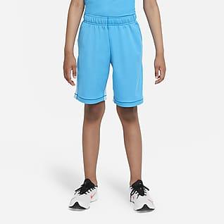 Nike Dri-FIT Short de training à motif pour Garçon plus âgé