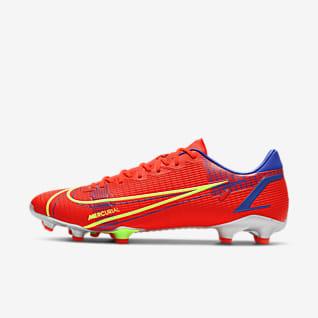Nike Mercurial Vapor 14 Academy FG/MG รองเท้าสตั๊ดฟุตบอลสำหรับพื้นหลายประเภท
