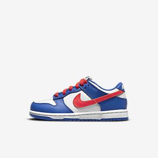 Nike Dunk Low Little Kids' Shoes