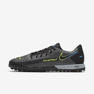 Nike React Phantom GT Pro TF Sapatilhas de futebol para relvado