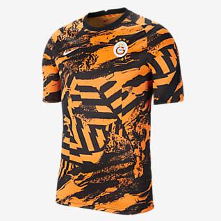 Galatasaray Men's Pre-Match Short-Sleeve Football Top