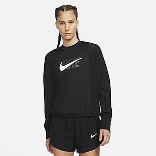Nike Dri-FIT Icon Clash Γυναικείο ενδιάμεσο ρούχο για τρέξιμο
