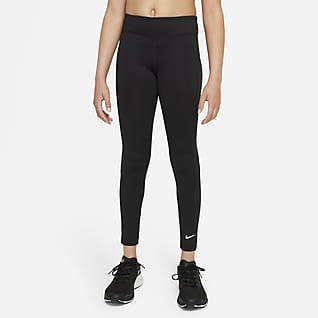 Nike Dri-FIT One Leggings til større børn (piger)