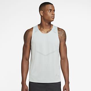 Nike Rise 365 Run Division Canotta da running - Uomo
