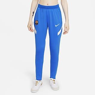 FC Barcelona Strike Pants de fútbol para mujer Nike Dri-FIT