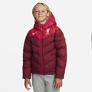 Liverpool F.C. Synthetic-Fill Older Kids' Jacket